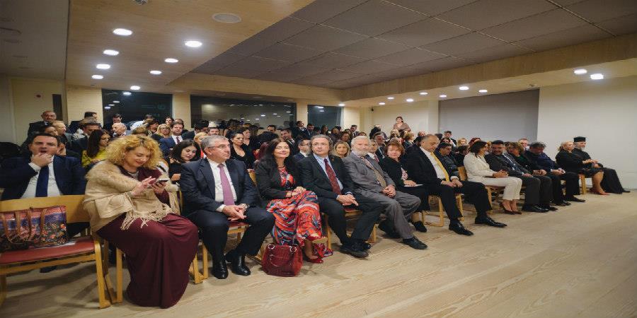 Το Alexandrion Foundation Cyprus τίμησε τα 100 χρόνια Ρουμανίας στη  Λεβέντειο πινακοθήκη d96577d5fa8