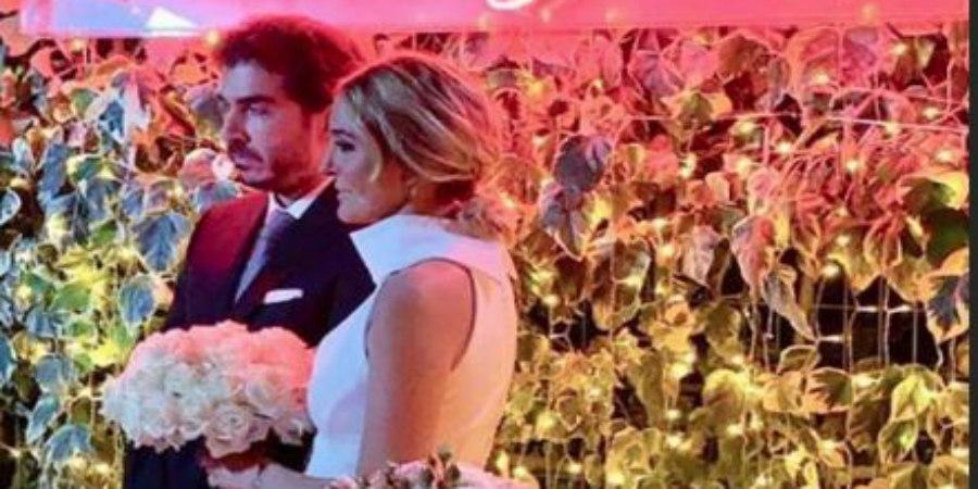 20dc61e2f6d4 Ο παραμυθένιος πολιτικός γάμος της Σύλβιας Μαυροπούλου – ΦΩΤΟΓΡΑΦΙΕΣ   VIDEO