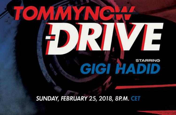 61f97d68d9 Ο Tommy Hilfiger ανακοινώνει το Tommy Now «drive» βιωματικό runway event  για την Άνοιξη 2018