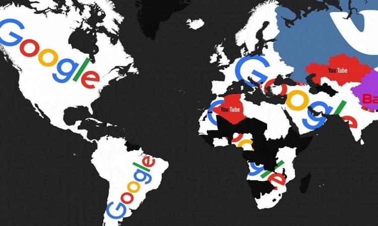 Πιο δημοφιλείς μαύρες ιστοσελίδες