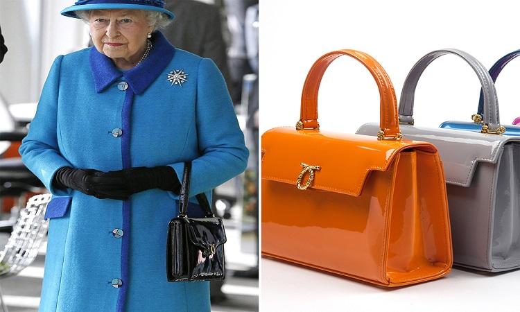 Tι μυστικά κρύβει η τσάντα της Ελισάβετ - Αποκαλύψεις (ΦΩΤΟ) 3e3f0ffeedf