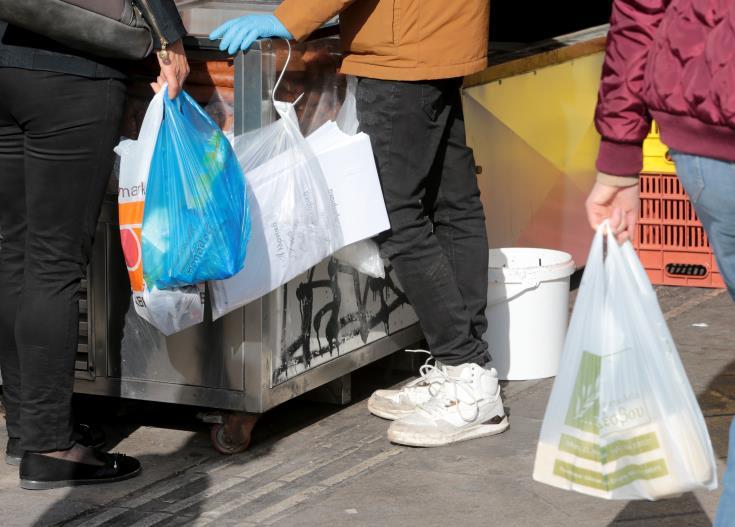dec884461a Ξεκινά η χρέωση στις πλαστικές σακούλες- Θα μπαινουν σε ειδικό ταμείο τα  έσοδα
